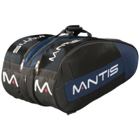 MANTIS 12 Racket thermo - Black/Blue - All Things Tennis