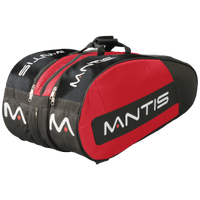 MANTIS 12 Racket thermo - Red/Black-All Things Tennis-UK tennis shop