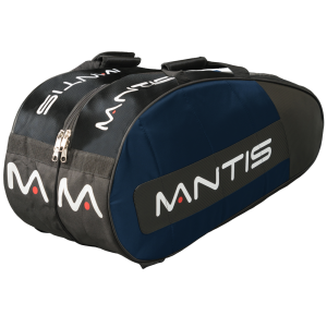 MANTIS 6 Racket thermo - Blue/Black-All Things Tennis-UK tennis shop