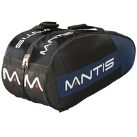 MANTIS 6 Racket thermo - Black/Blue-All Things Tennis-UK tennis shop