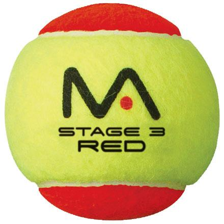 MANTIS Stage 3 Tennis Balls-All Things Tennis-UK tennis shop