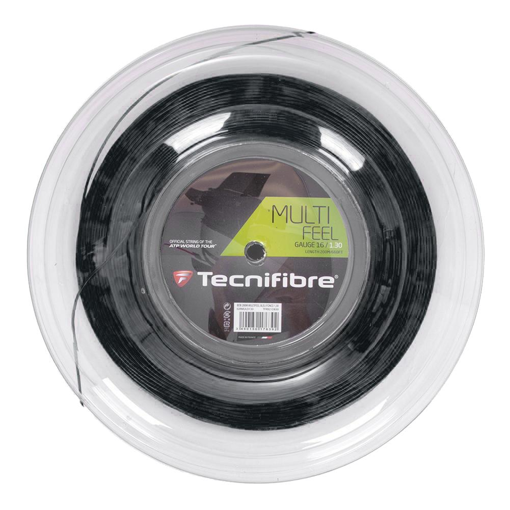 Tecnifibre Multifeel Tennis String 200m Reel-All Things Tennis-UK tennis shop