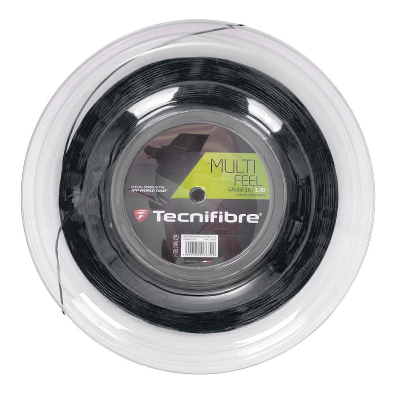 Tecnifibre Multifeel Tennis String 200m Reel - All Things Tennis