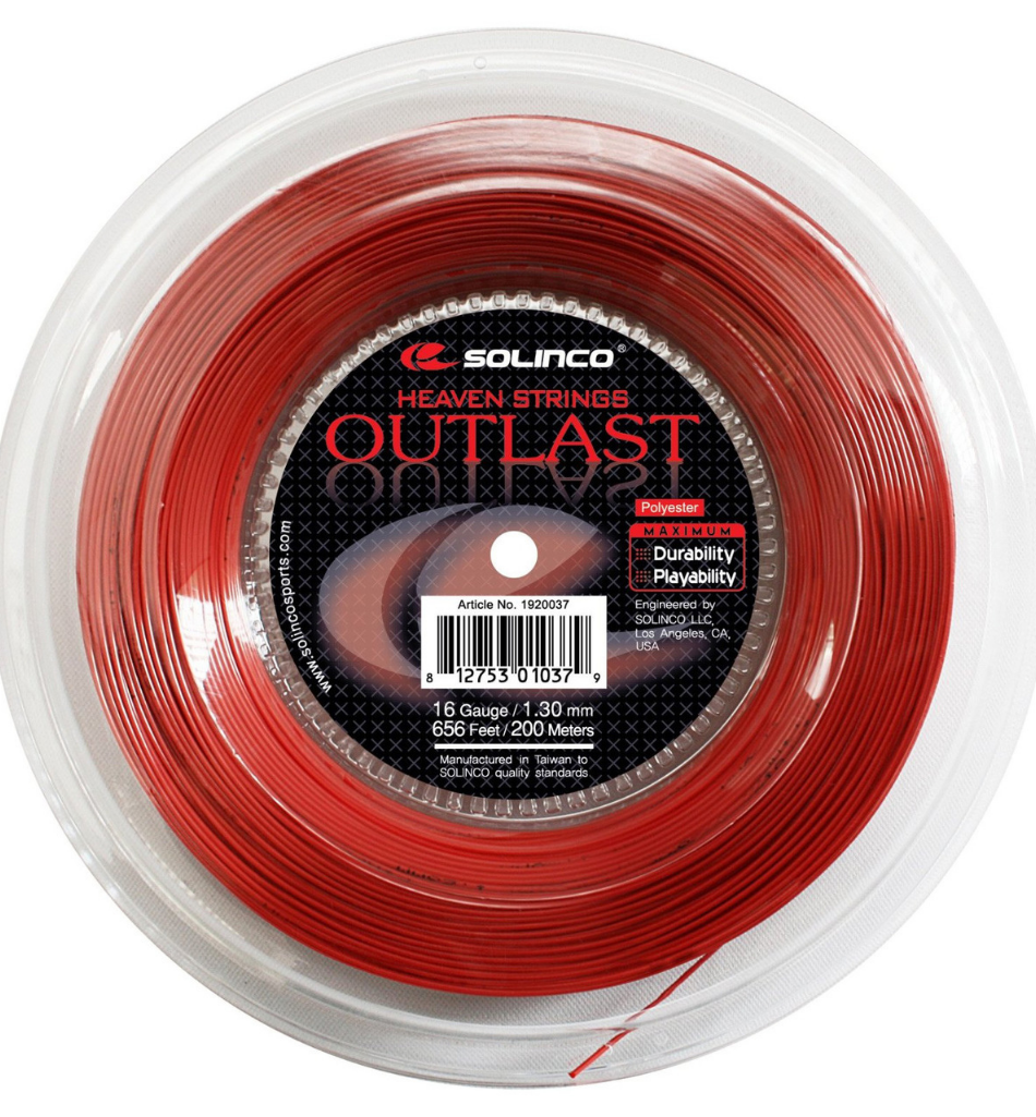 Solinco OUTLAST 200m Reel