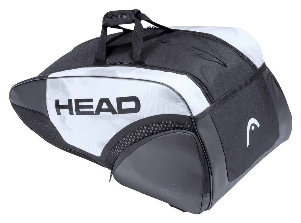 Head Djokovic 9r Monstercombi tennis bag - All things tennis UK tennis retailer
