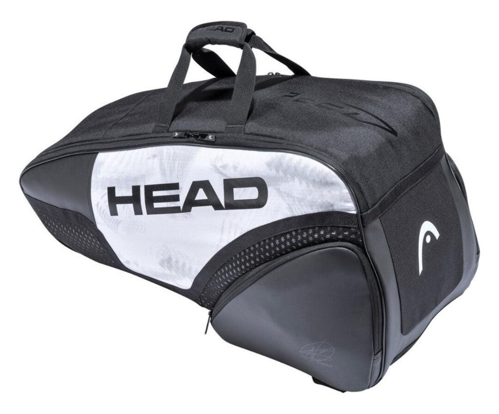 Head Djokovic Combi 6 racket bag 2021 - All things tennis UK tennis retailer