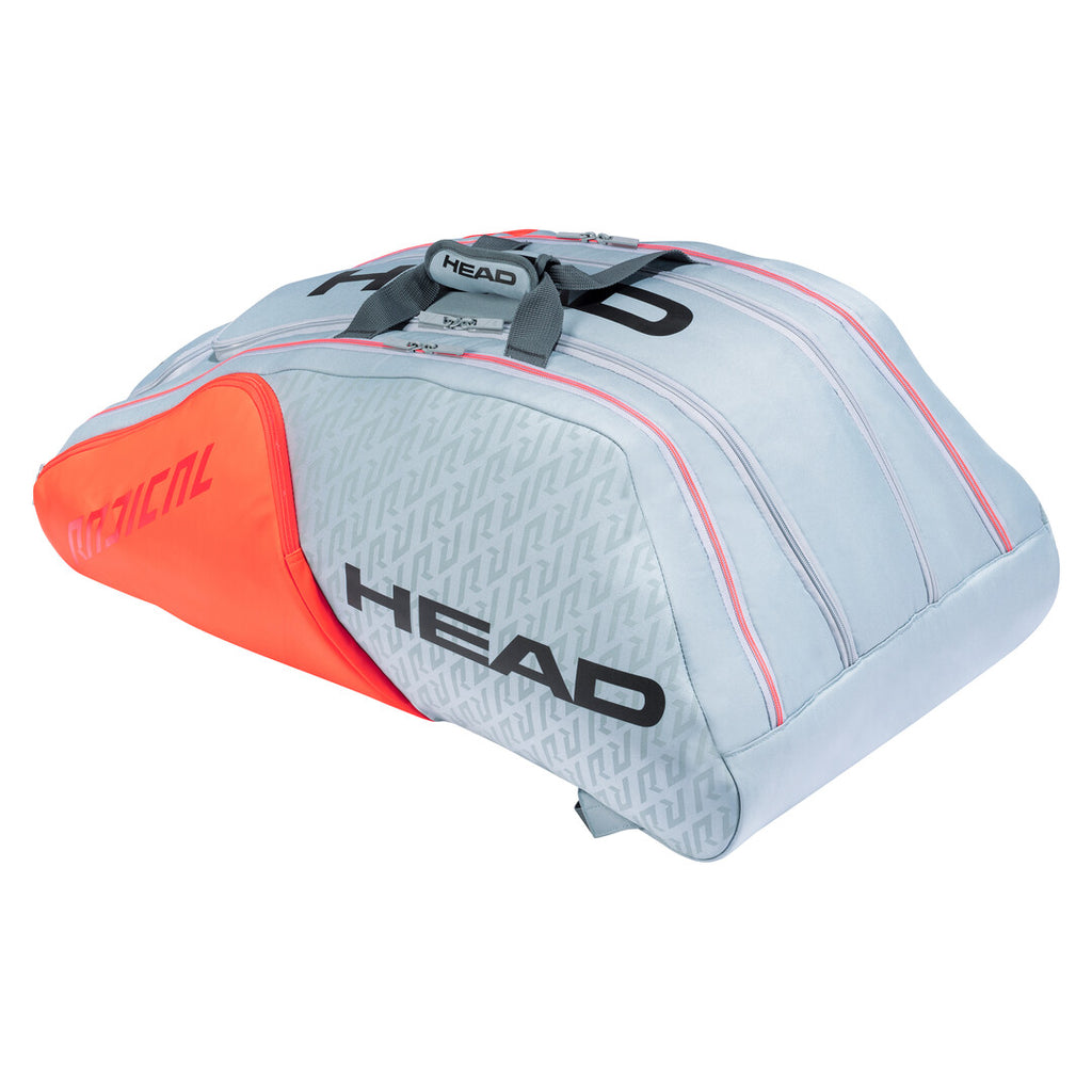 Head Radical 12r Monstercombi bag - Grey/Orange