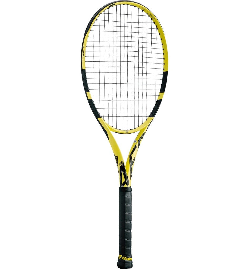 Babolat Pure Aero+ Plus Tennis Racket (2019) - Independent tennis shop All Tbings Tennis