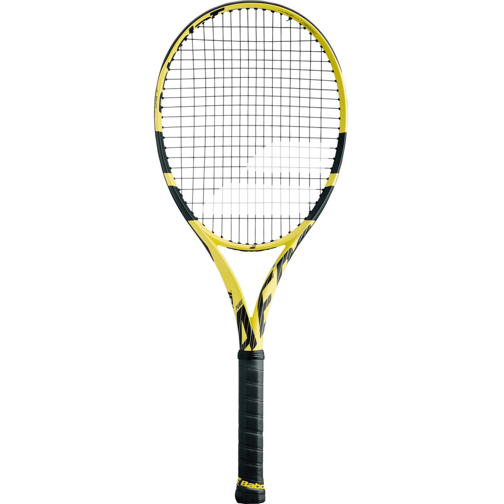 Babolat Pure Aero G Tennis Racket (2019)-All Things Tennis-UK tennis shop