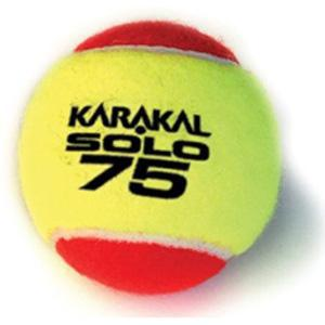 Karakal Solo 75 Red Oversize Mini Tennis Balls Quantity Deals-All Things Tennis-UK tennis shop