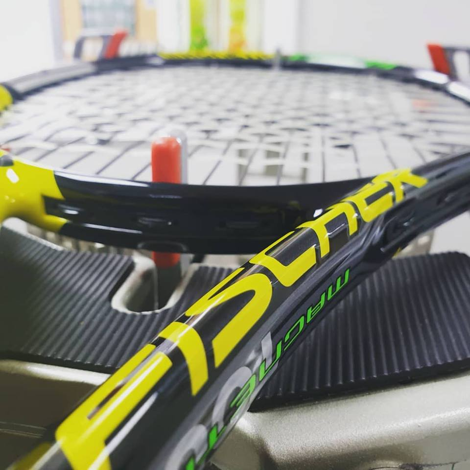 Premium Restringing Drop off & Collection - All Things Tennis