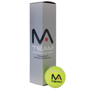 MANTIS Team Tennis Balls-All Things Tennis-UK tennis shop