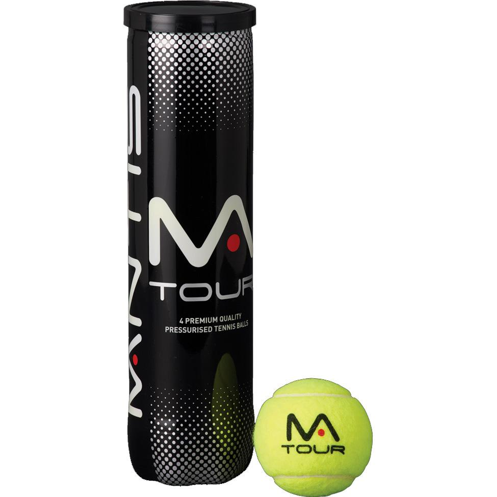 MANTIS Tour Tennis Balls - All Things Tennis