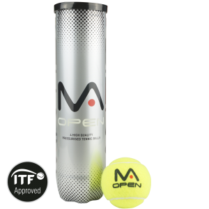 MANTIS Open Tennis Balls-All Things Tennis-UK tennis shop