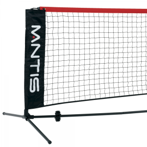 MANTIS Mini Tennis Net - 6m with 6x Free MIni Red balls-All Things Tennis-UK tennis shop