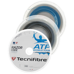 Tecnifibre Razor Code ATP Tennis String Reel - Various Colours - All Things Tennis