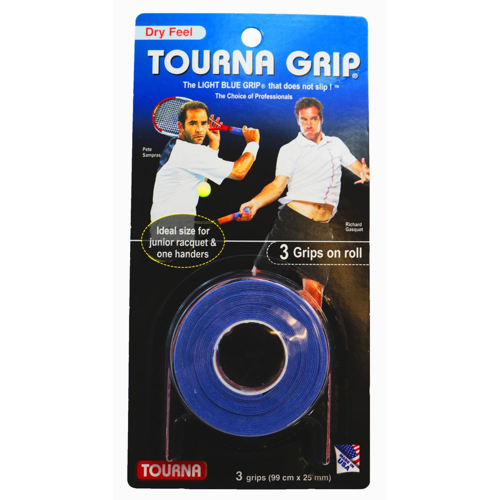 Tourna Grip Original Dry Feel - 3 Pack - Independent tennis shop All Tbings Tennis