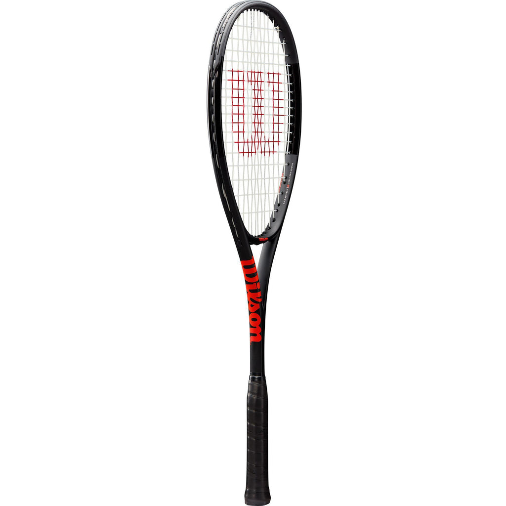 Wilson Pro Staff Countervail Squash Racket - Black - All Things Tennis