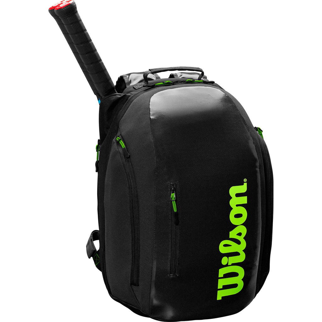Wilson Super Tour Backpack - Black-All Things Tennis-UK tennis shop