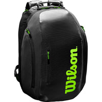 Wilson Super Tour Backpack - Black - All Things Tennis