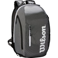 Wilson Super Tour Backpack - Black/Grey - All Things Tennis