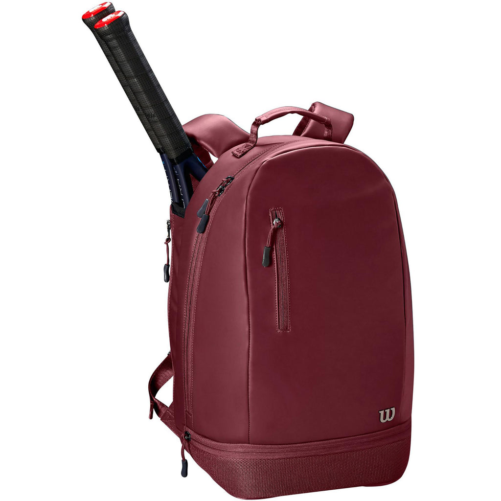 Wilson Womens Minimalist Backpack - Purple - VIP Collection - All Things Tennis