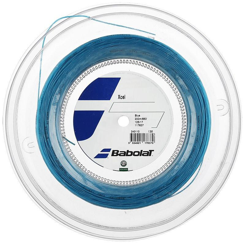 Babolat Xcel 200m Reel-All Things Tennis-UK tennis shop