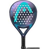 Head Graphene XT Zephyr Padel Racket - Purple/Turquoise - All Things Tennis