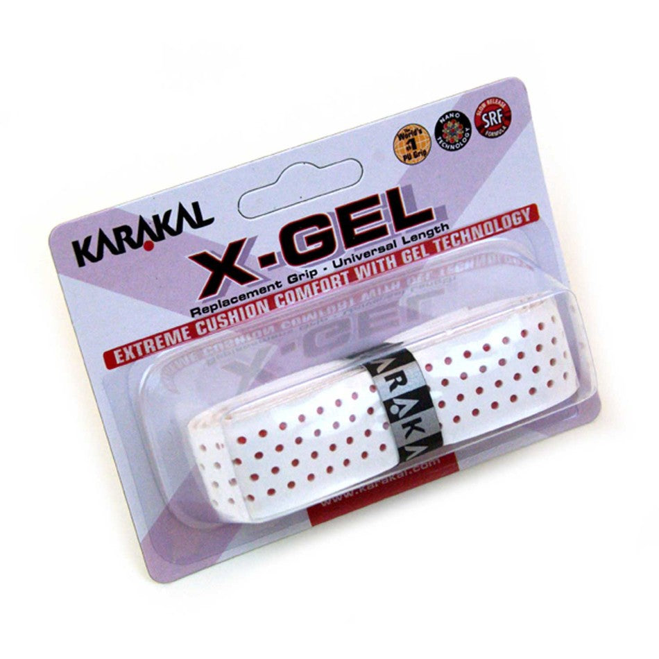 Karakal X-Gel Replacement Grip - Various Colours - All Things Tennis