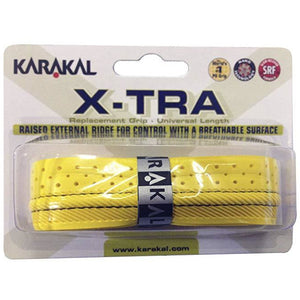 Karakal X-Tra Replacement Grip - Various Colours-All Things Tennis-UK tennis shop