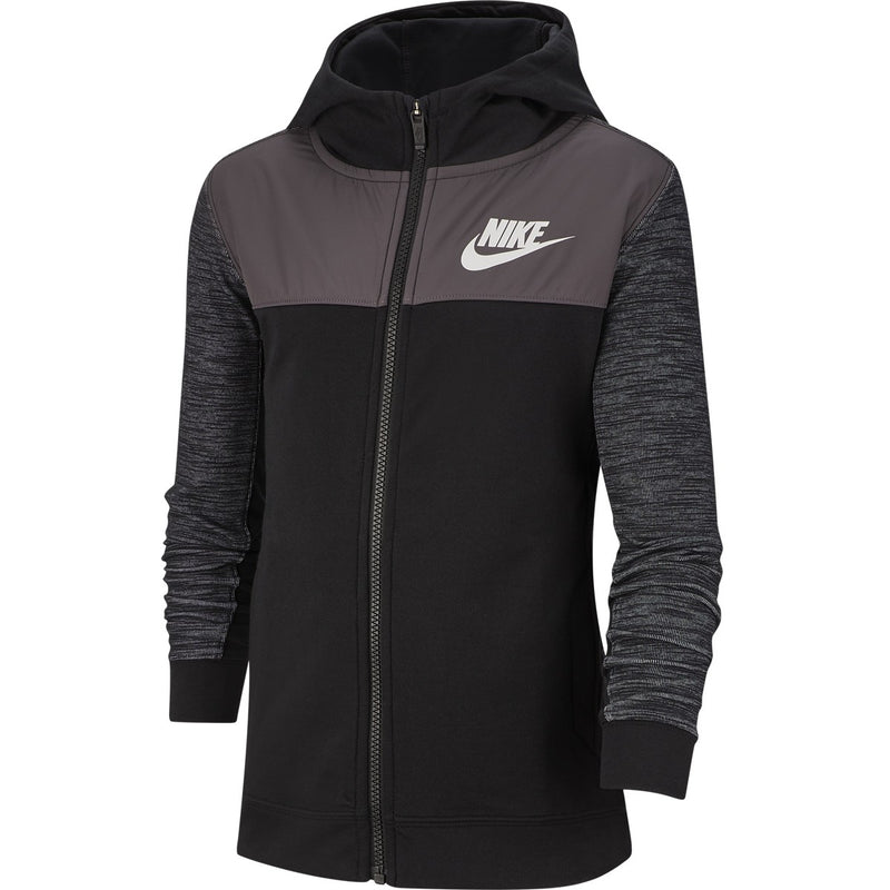 JUNIOR NIKE ZIPPED HOODIE - All Things Tennis