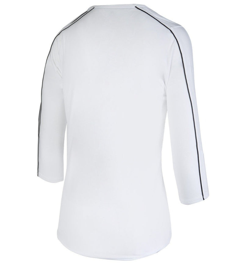 WOMEN'S NIKE COURT 3/4 SLEEVE T-SHIRT - All Things Tennis