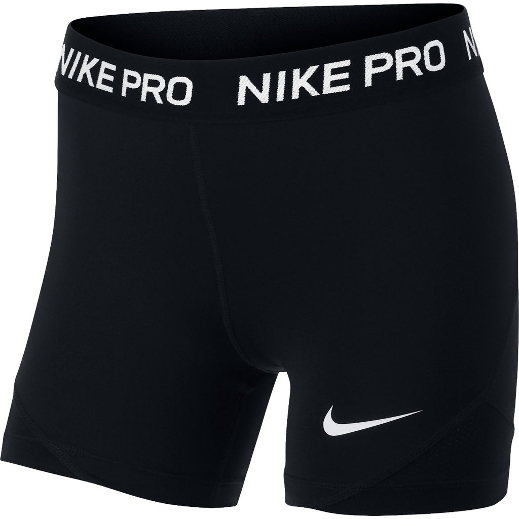 JUNIOR GIRLS' NIKE PRO SHORTS - All Things Tennis