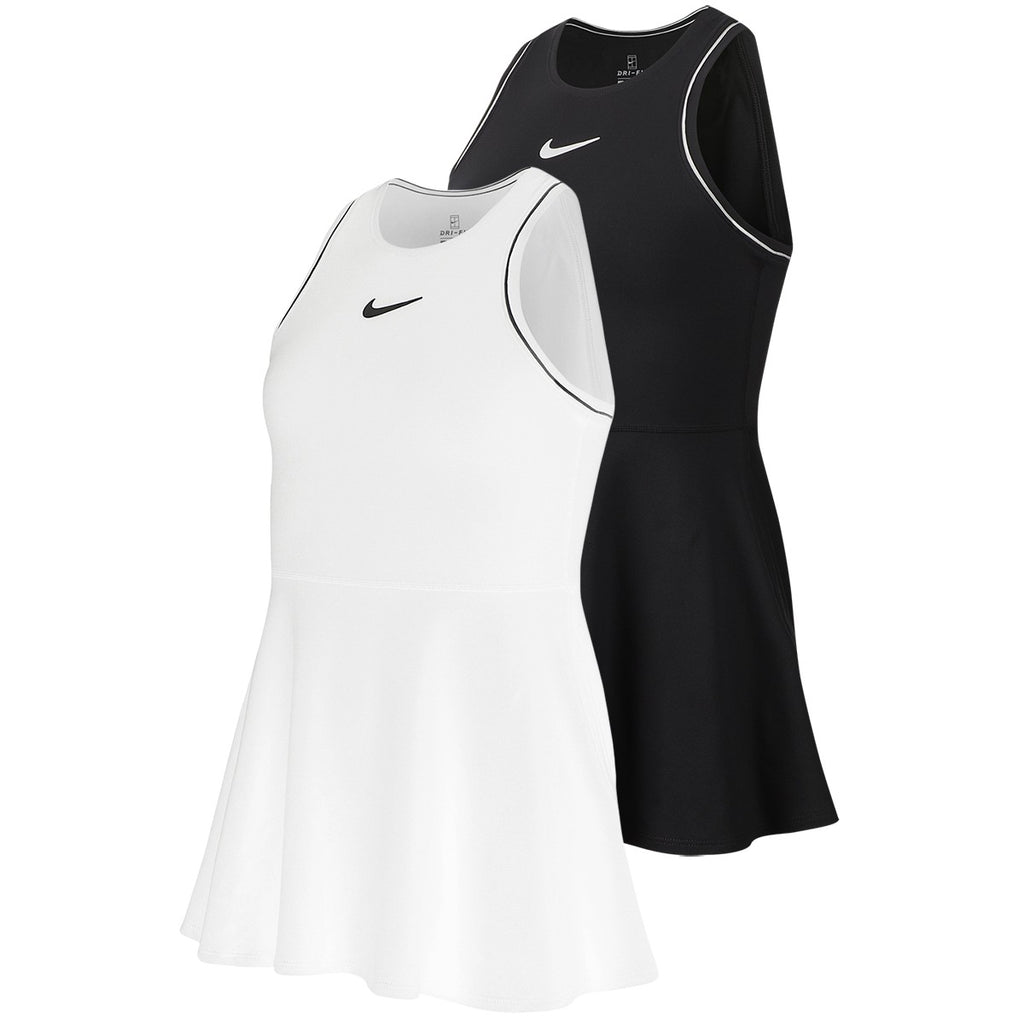 JUNIOR NIKE COURT PURE DRESS - Independent tennis shop All Tbings Tennis