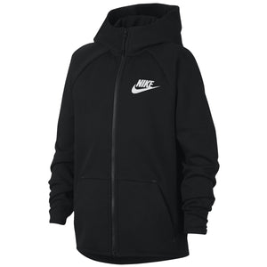 JUNIOR NIKE SPORTSWEAR TECH FLEECE JACKET - All Things Tennis