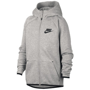 JUNIOR NIKE SPORTSWEAR TECH FLEECE JACKET-All Things Tennis-UK tennis shop