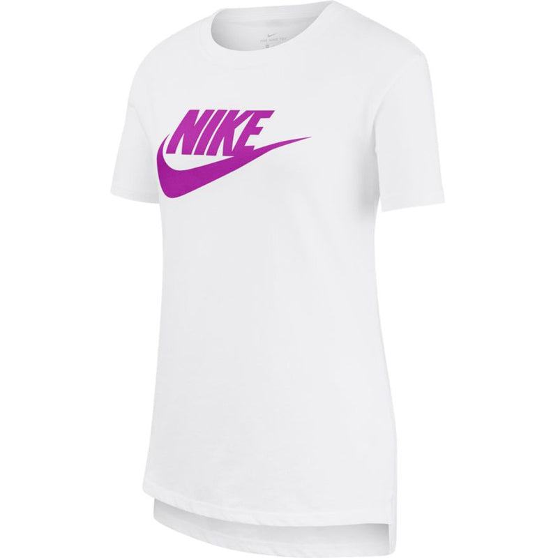 JUNIOR GIRLS' NIKE BASIC FUTURA T-SHIRT - All Things Tennis