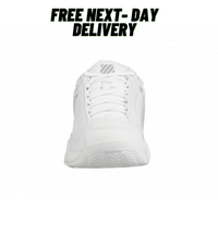 K-Swiss Defier RS - White-All Things Tennis-UK tennis shop