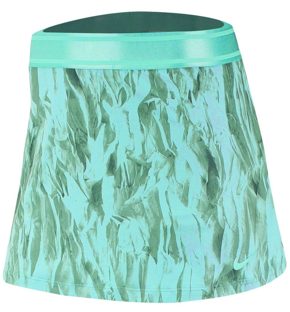 NIKE COURT PRINTED SKIRT-All Things Tennis-UK tennis shop