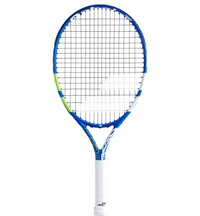Babolat Drive 23 Inch Junior Tennis Racket - Blue/Green (2021)-All Things Tennis-UK tennis shop