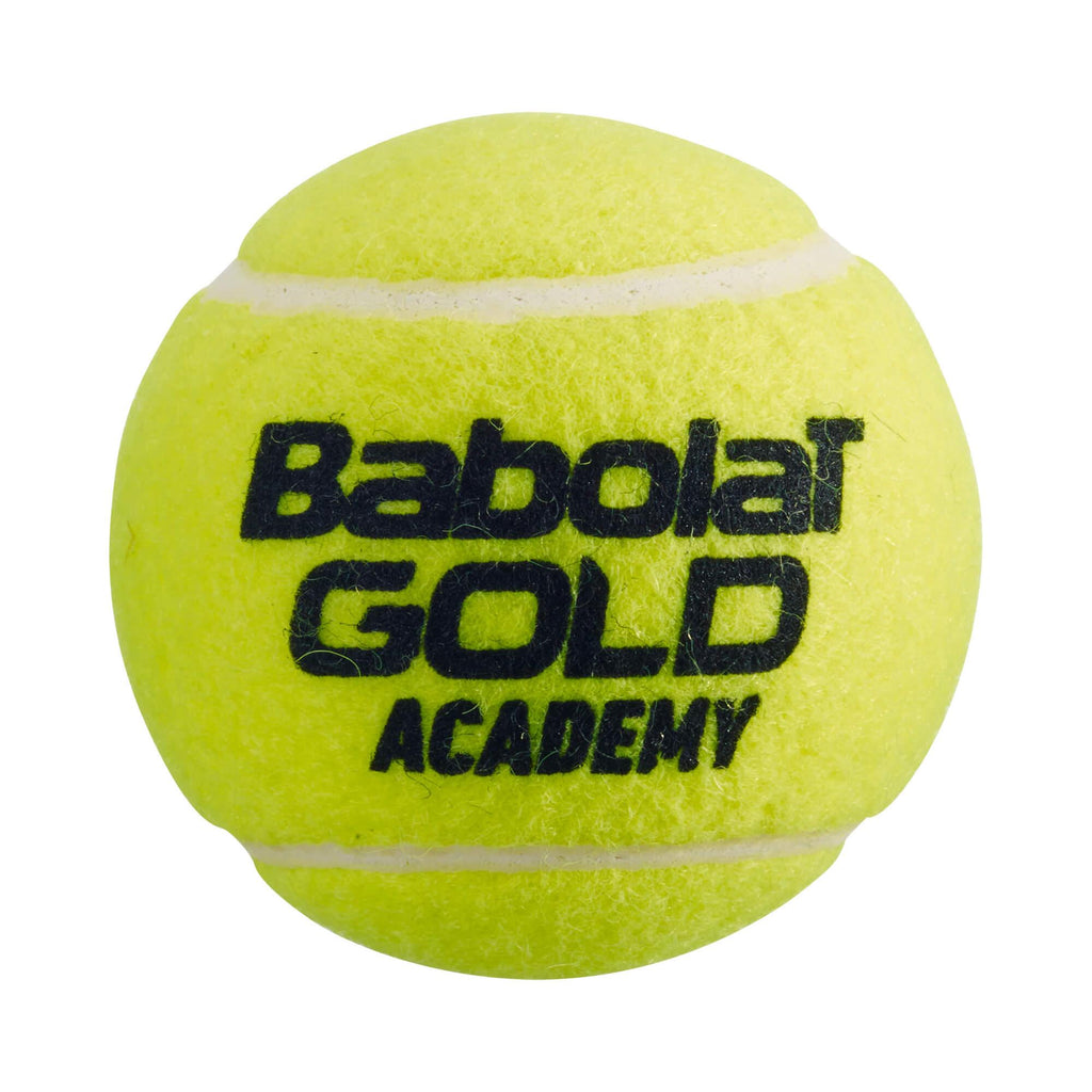Babolat Gold Academy Trainer Tennis Balls - 72 Ball Bucket-All Things Tennis-UK tennis shop