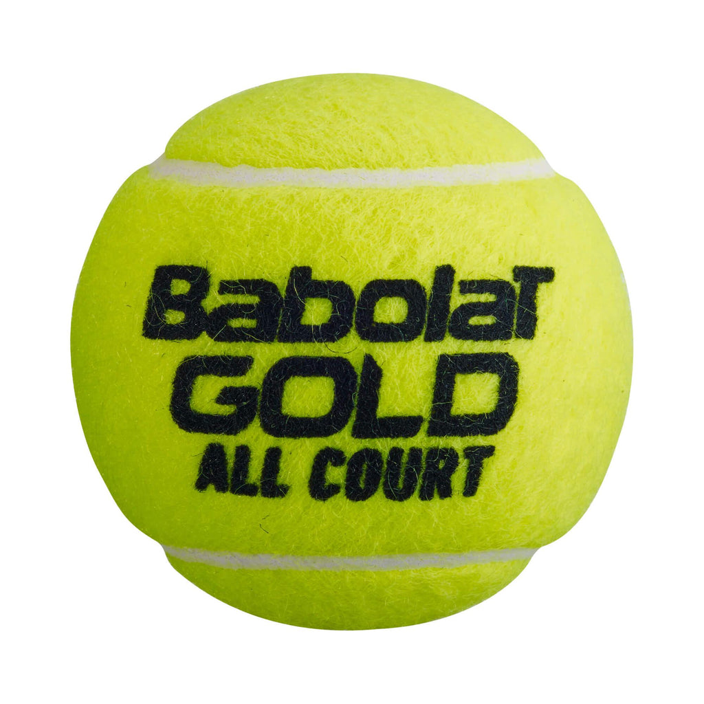 Babolat Gold All Court Tennis Balls - Quantity Discount-All Things Tennis-UK tennis shop