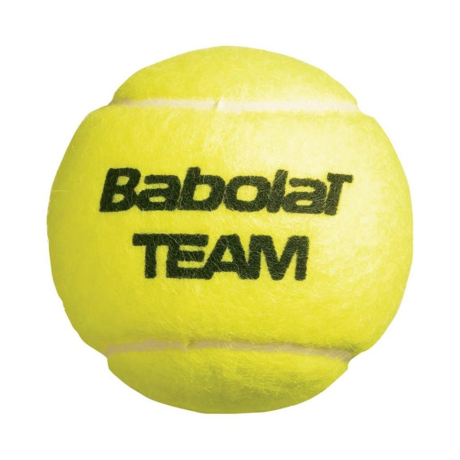Babolat Team Tennis Balls - Quantity Discount-All Things Tennis-UK tennis shop