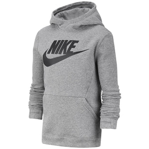 JUNIOR NIKE FLEECE HOODIE-All Things Tennis-UK tennis shop