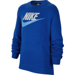 JUNIOR NIKE CREW NECK SWEAT TOP - All Things Tennis