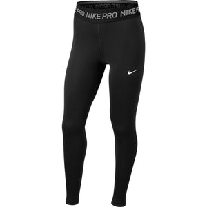 JUNIOR GIRLS' NIKE PRO TIGHTS - All Things Tennis