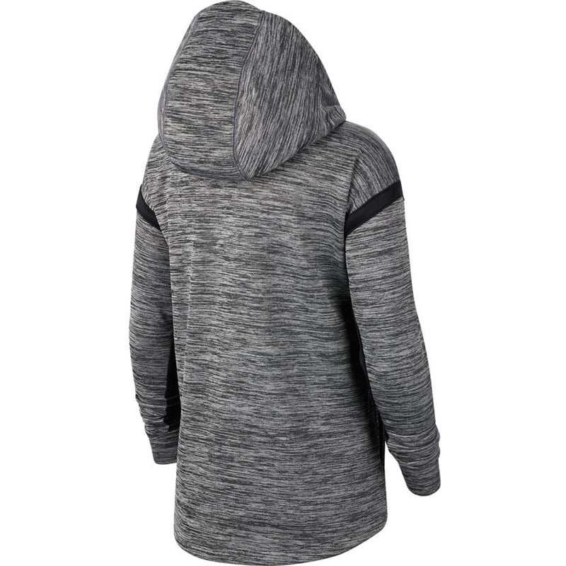 JUNIOR NIKE THERMA ZIPPED HOODIE - All Things Tennis