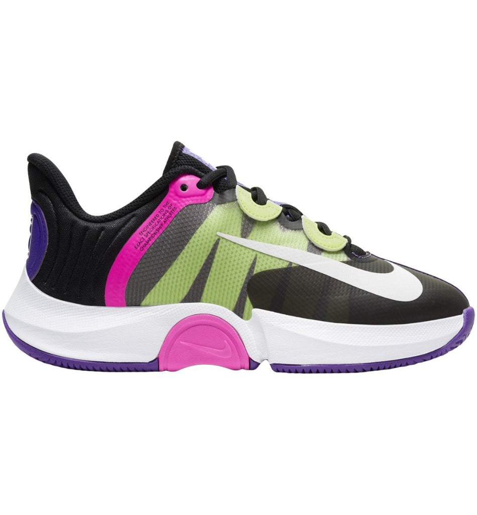 WOMEN'S NIKE AIR ZOOM GP TURBO ALL COURT SHOES-All Things Tennis-UK tennis shop