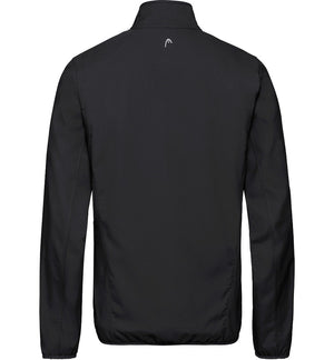 Head Mens Club Jacket - Black-All Things Tennis-UK tennis shop