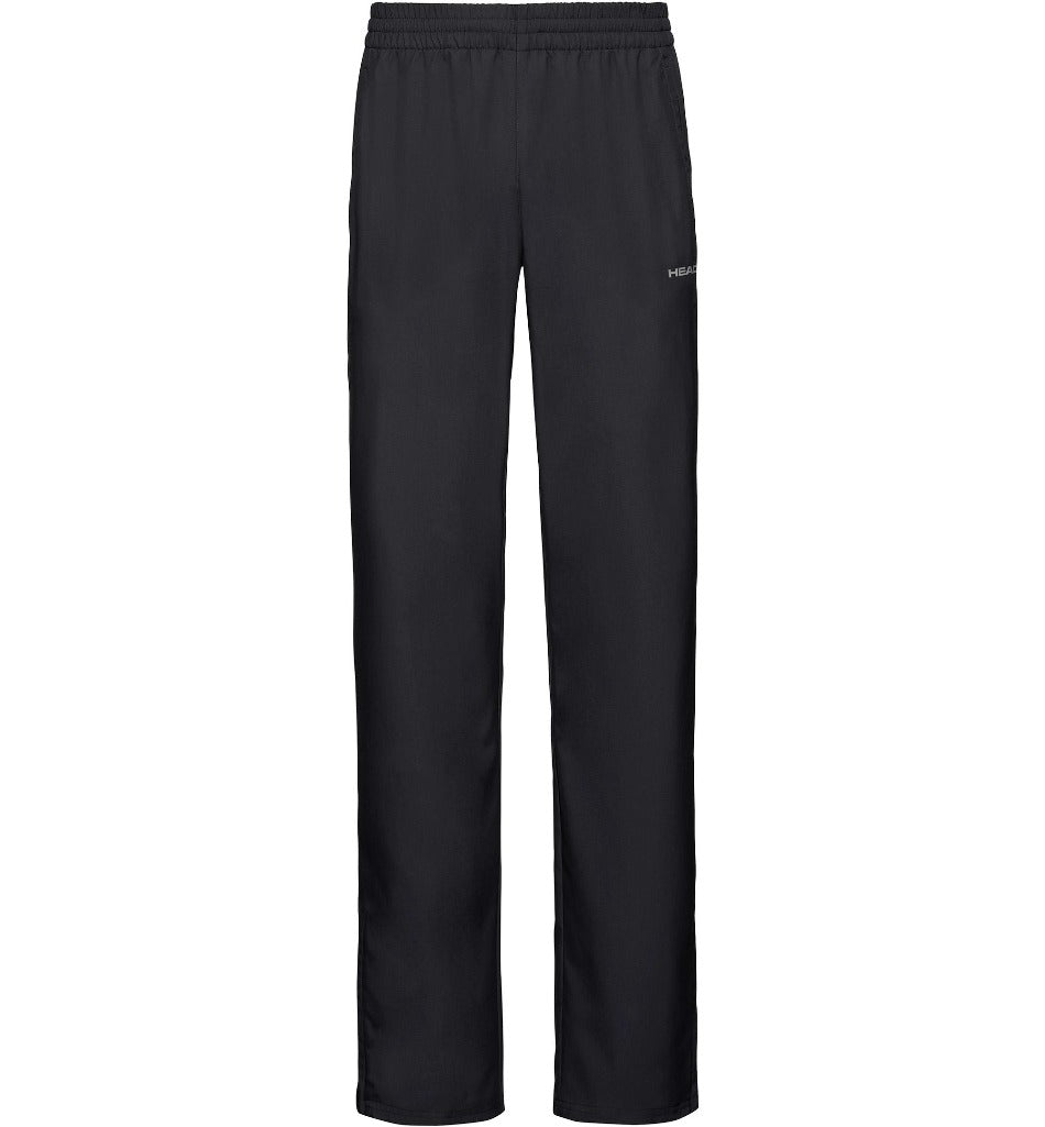 Head Mens Club Pants - Black-All Things Tennis-UK tennis shop